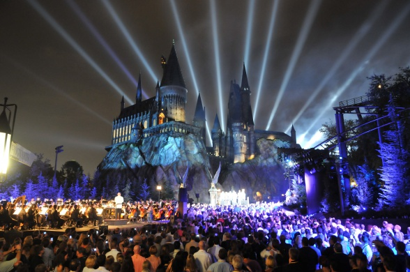 The Wizaring World of Harry Potter Park