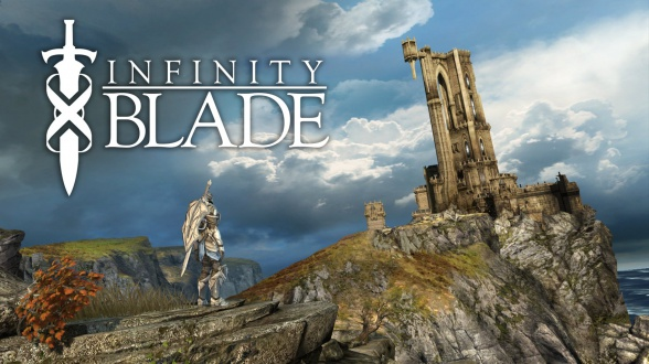 infinity blade la espada infinita
