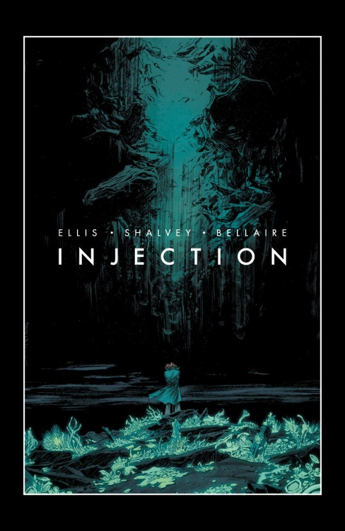 injection comic image warren ellis