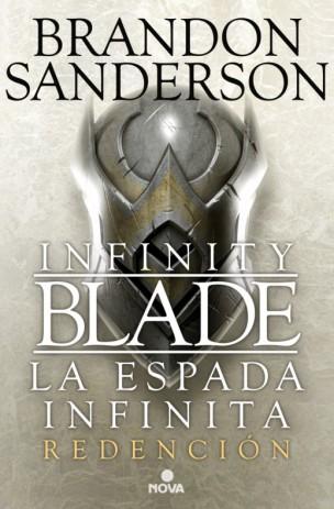 la espada infinita redención brandon sanderson nova ediciones B