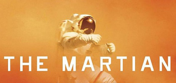 The martian - banner