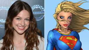 Melissa Benoist will be Supergirl