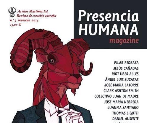 presencia humana magazine 51