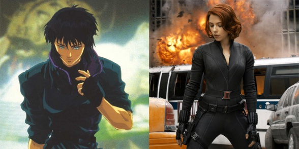 Scarlett Johansson será la protagonista de 'Ghost in the Shell'
