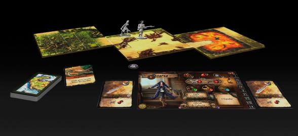Componentes de 'Skull Tales'