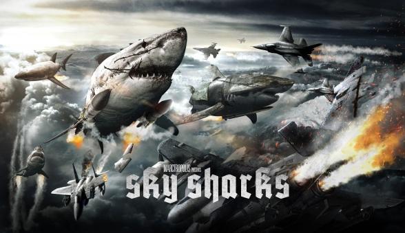 skysharks poster