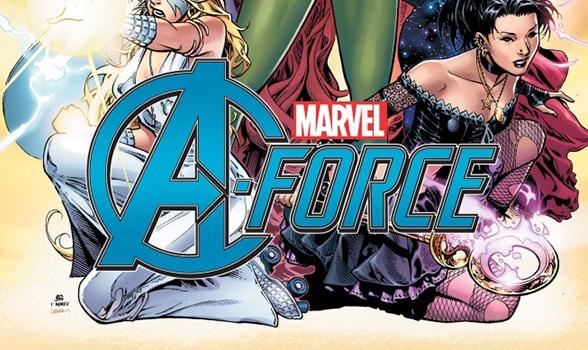 A-Force portada