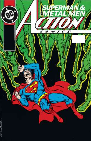Grandes autores de Superman: El Hombre de Acero vol.9
