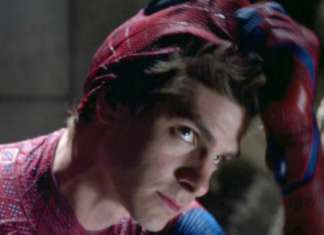 Andrew Garfield - The Amazing Spider-Man