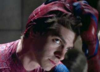 Andrew Garfield - The Amazing Spider-Man