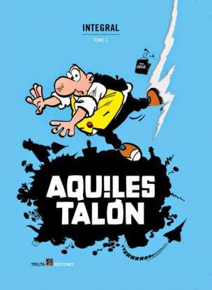 Aquiles Talon tomo 3