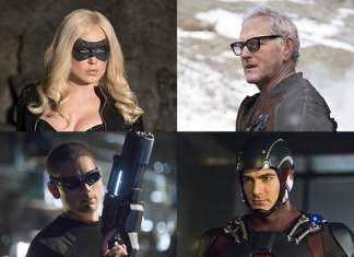 Arrow - The Flash - spinoff