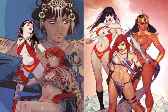 Dynamite anuncia el cruce femenino 'Swords of Sorrow'