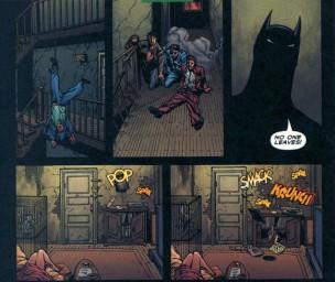 Batman no se anda con chiquitas