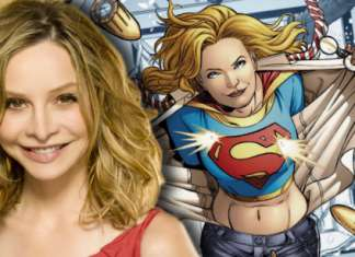 Calista Flockhart - Supergirl