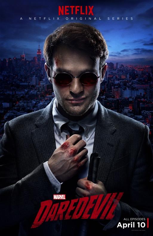 Daredevil - Netflix new poster