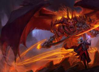 Dragones y Mazmorras Sword Coast Legends