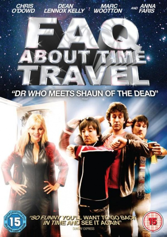 FAQ about time travel Ciencia Ficción low-cost
