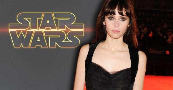 Felicity Jones - Star Wars