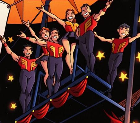 Grayson Voladores Gotham