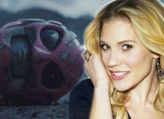 Katee Sackhoff - Power Rangers Fan-Film