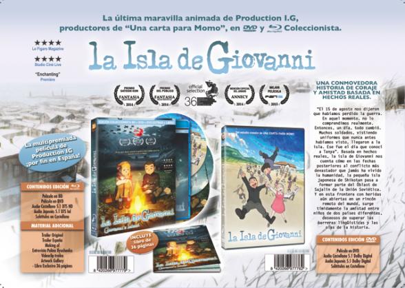 La isla Giovanni