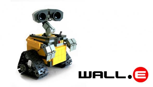 Lego Ideas Wall E