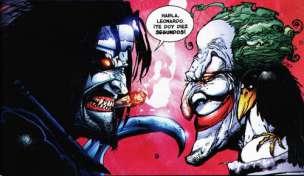 Así se hacen negocios en Gotham