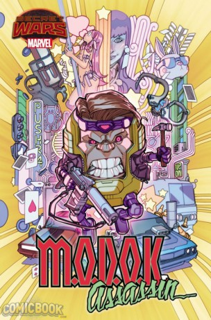 MODOK Assassin