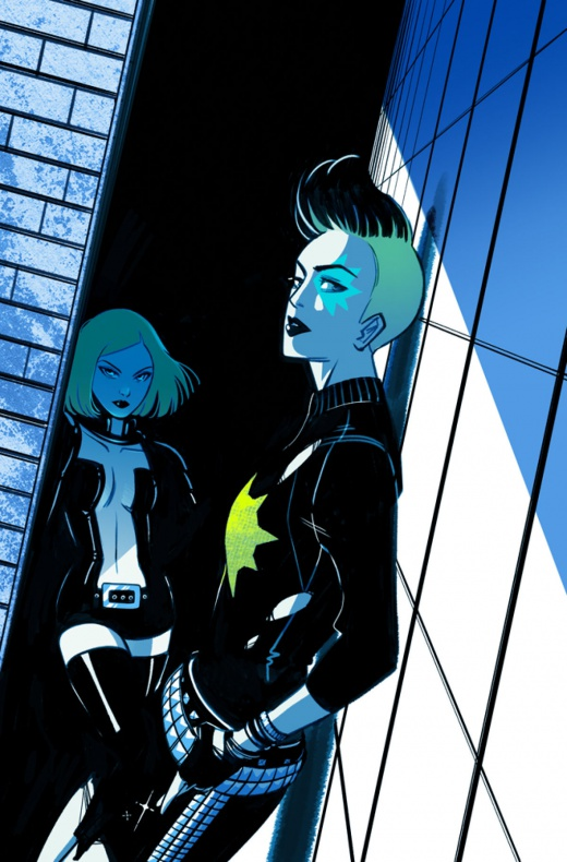 Mujeres de Marvel Asombrosa Patrulla X nº33