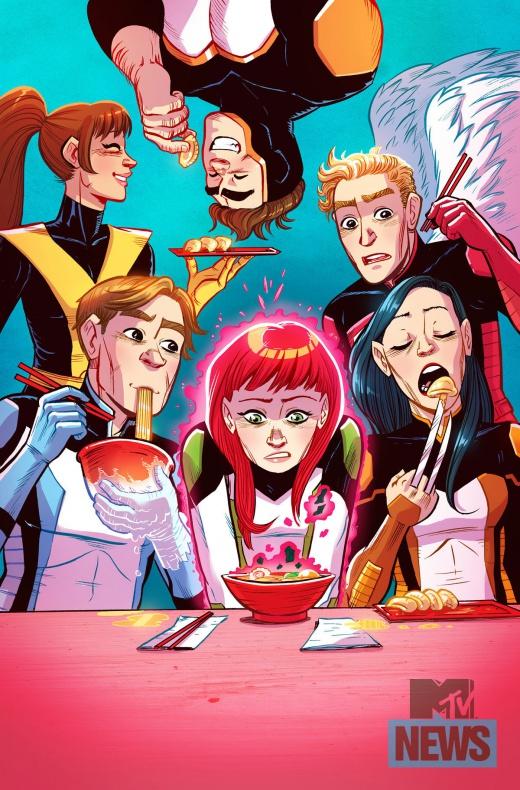 Mujeres de Marvel Nueva Patrulla X nº39