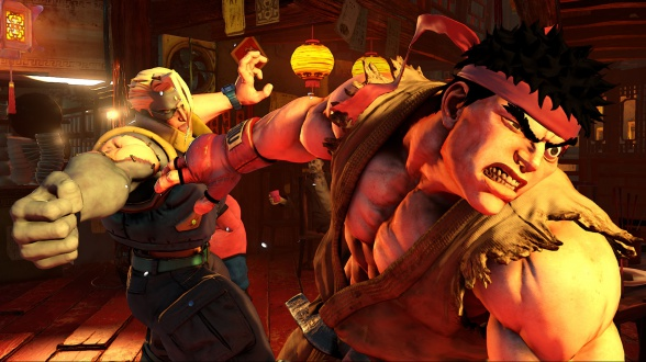 NAsh vs Ryu