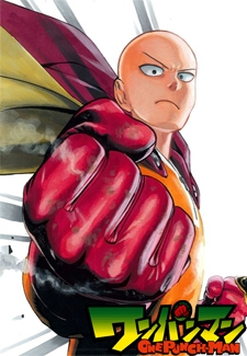 One punch man pin up
