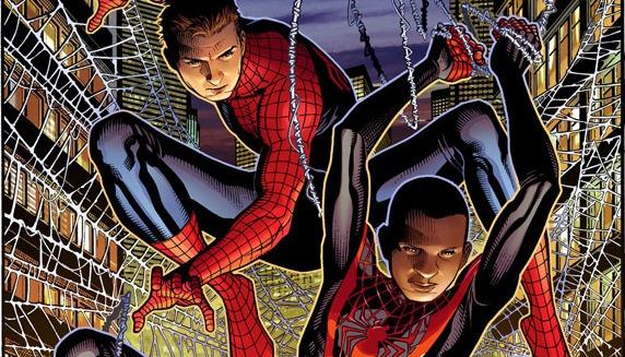 Peter Parker Miles Morales
