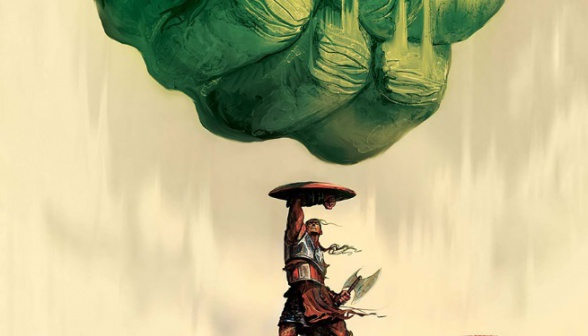 Planeta Hulk imagen