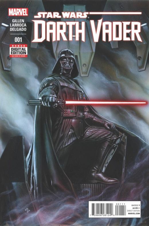 Previa de Darth Vader Nº1 01