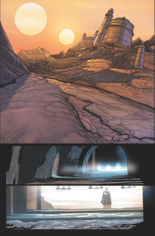 Previa de Darth Vader Nº1 02