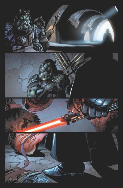 Previa de Darth Vader Nº1 03