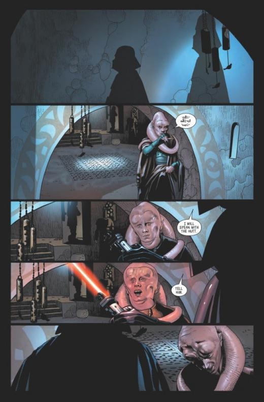 Previa de Darth Vader Nº1 04