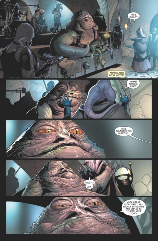 Previa de Darth Vader Nº1 05