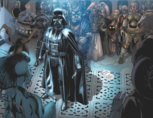 Previa de Darth Vader Nº1 06