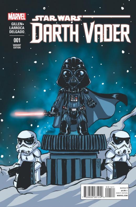 Previa de Darth Vader Nº1 10