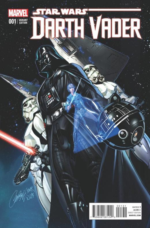 Previa de Darth Vader Nº1 11