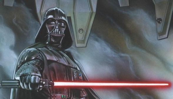Previa de Darth Vader Nº1