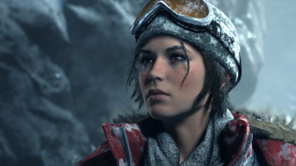 Rise ofthe Tombraider