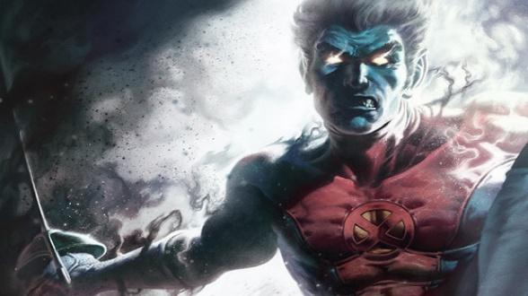 Rondador Nocturno en X-Men Apocalipsis