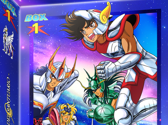 Saint Seiya Box 1