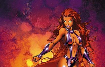 Starfire-dc-comics