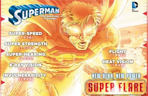 Superman 38 - poderes