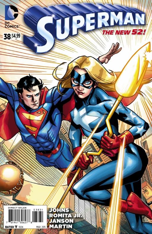 Superman 38 portada 4